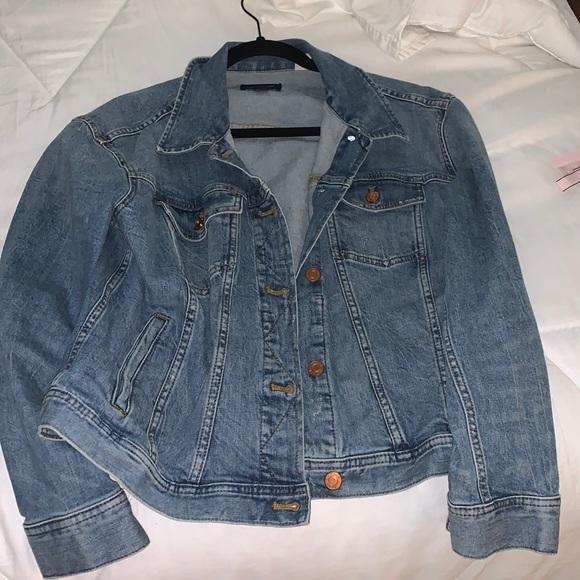 J crew classic Jean jacket!
